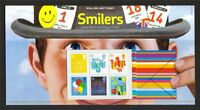 GB Presentation Pack M13 2006 SMILERS BOOKLET STAMPS