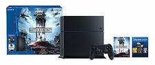 -/*BRAND NEW*- SONY Playstation 4 500GB Limited Edition Uncharted 4 Bundle Gray