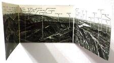 Cartolina Apribile Dal Brenta Al Piave - Panorama dalla Cima del Grappa -Settore