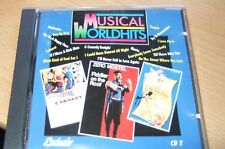 Musical World Hits CD 2 (Can Can - My Fair Lady - Fiddler on the Roof - Cabaret)