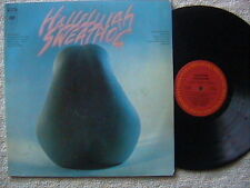 "SWEATHOG ""HALLELUIAH"" LP 1972 WITH MINT POSTER PSYCHEDELIC GARAGE EARLY METAL"