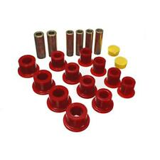 Energy Suspension Leaf Spring Bushing 4.2148R; Red Front for Ford Excursion