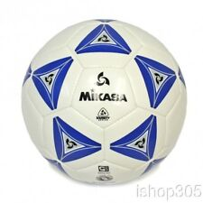 Mikasa SS Series Deluxe Cushioned Cover Soccer Ball Official Size 5 SS50-B