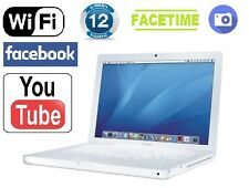 Apple Macbook, 13.3 inch, 2,0 GHz, 2 GB di RAM, 120 GB HDD - 12 Mesi Garanzia