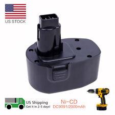 Battery for DEWALT 14V 14.4 VOLT DC615KA DC9091 DE9038 DE9092 DE9094 DW9091 NEW