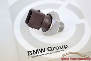BMW OIL PRESSURE SWITCH genuine Germany  12611710509