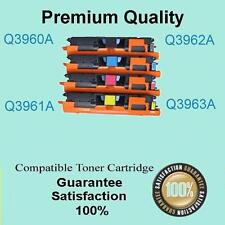 4x Q3960A Q3961A Q3962A Q3963A Toner Cartridge for HP Laser 2550 2820 2840 2830
