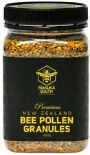 NEW ZEALAND Manuka South Premium Bee Pollen Granules 250g FREE SHIPPING