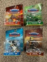 Skylanders Superchargers Lot Shark Tank, Burn Cycle, Stealth Stinger, Jet Stream