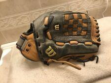 "Wilson A700 13"" Baseball Softball Glove Right Hand Throw"