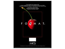 MCS Format Frame 8x10 Black (Same Shipping Any Qty)