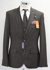 Men's Harry Brown, 3pc Brown suit (40R).. sample 2199