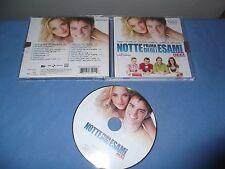 "Various ""Notte Prima Degli Esami - Oggi"" CD SONY BMG ITA 2007"
