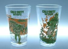 Call of Duty WWII - 2x 300ml Glasses