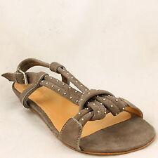 Mid Heel (1.5-3 in.) Suede Sandals & Beach Shoes for Women