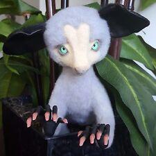 Rare Aye-Aye OOAK Madagascar Primate Stange Animal Weird Wildlife Doll