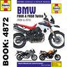 BMW F800 F650 F700 Twins inc Adv 2006-15 Haynes Workshop Manual