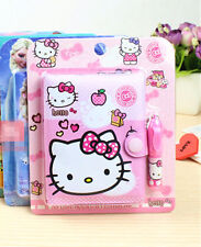 New Sweet Cute Kawaii Hellokitty Note Boook + Ball Point Pen LM3062