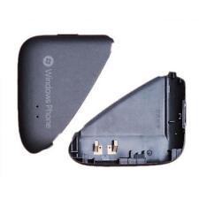 Genuine Original Battery Back Cover Rear Door Case For HTC Mozart 7 - Black