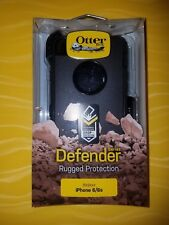 New OtterBox Defender Series Case for iPhone 6 iPhone 6S - Black