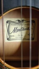 Montana Mt Cl 34 Acoustic Guitar