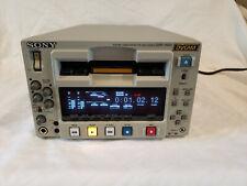 Sony DSR-1500 DVCAM Digital Video Cassette Recorder Editing Deck Drum 0145