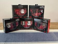 Star Wars Black Series Titanium Series Mini Helmets Lot #2, 4, 5, 6, 9 NEW