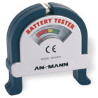 ANSMANN Batterietester Universal 4000001