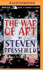 The War of Art : Winning the Inner Creative Battle by Steven Pressfield...