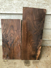 Beautiful Figured Black walnut lumber