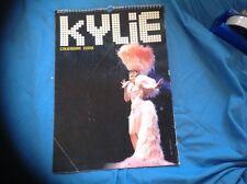Kylie Minogue calendar 2008