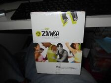 The New Zumba Fitness Dvd Box Set X 4 DVDs NIP latin workout routines fun dance