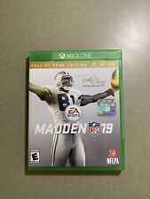Madden NFL 19 - Hall of Fame Edition Xbox One