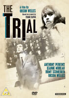 The Trial DVD (2012) Anthony Perkins, Welles (DIR) cert PG ***NEW*** Great Value