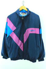 Vintage New Balance Men's Tracksuit Jacket Size M Shell Full Zip Tracktop EF2380