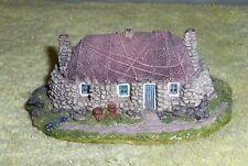 "Liliput Lane ""Hebridean Hame"" 1989 Handmade In Cumbria, Uk Ll Limited"