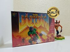 THE ULTIMATE DOOM / NINTENDO 64 / NEW / PAL / ID SOFTWARE