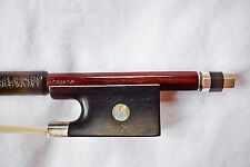 Very Fine French Violin Bow - Charles N Bazin ca.1890 (Certificate J.F. Raffin)