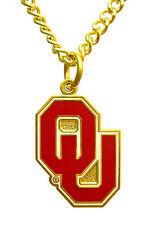 University of Oklahoma Sooners NCAA Logo Necklace