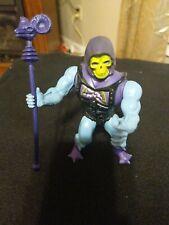 He-man MOTU Masters Universe Battle Armor Skeletor  1981- 1983 Mexico Mattel