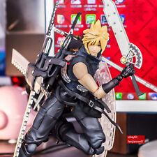 Square Enix Play Arts Kai Final Fantasy VII FF7 Cloud Strife Action Figure NIB 9