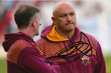 HUDDERSFIELD GIANTS HAND SIGNED PAUL ANDERSON 6X4 PHOTO 3.