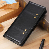 For Samsung Galaxy S21 Plus Ultra 5G Luxury Retro Flip Leather Wallet Case Cover