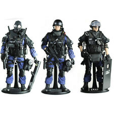"""1/6 SWAT Soldier Special Policeman for 12"""" Hot Toys Action Figure Collection Toy"""