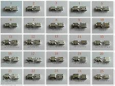 New 250 Pcs/lot 25 Models Micro USB connector 2.0 USB female Jack socket DIP&SMT