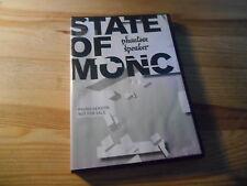 DVD Musik State Of Monc - Phantom Speaker CD/DVD (10 + 5 Song) Promo SOUND CAMP