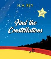 Find the Constellations, Hardcover by Rey, H. A., Like New Used, Free shippin...