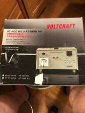 Voltcraft  AT-400 NV   AT-1000 NV