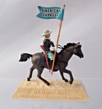 Britains Cavalry Soldier American Express The Rescue Money Bank Advertising