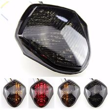 LED Tail Brake Stop Light & Turn Signals Smoke For Suzuki GSXR 1000  2003-2004